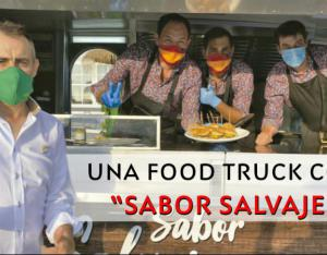 Food Truck de Carne Salvaje