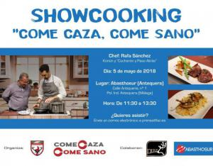 Abasthosur is hosting the second show cooking of the campaign